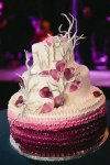 Blushing Makoti Wedding Cake Ideas 33