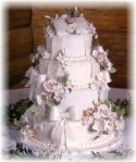 Blushing Makoti Wedding Cake Ideas 39