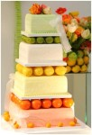Blushing Makoti Wedding Cake Ideas 48