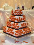 Blushing Makoti Wedding Cake ideas 50