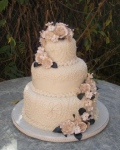Blushing Makoti Wedding Cake Ideas