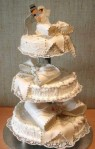 Blushing Makoti Wedding Cakes Ideas 37