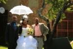 Blushing Makoti Lebo Mokau Wedding 1