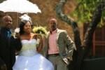 Blushing Makoti Lebo Mokau Wedding 2