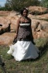 Blushing Makoti Thuli and Cedric Mangena Traditional Wedding 1 g