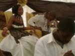 Blushing Makoti Thuli and Cedric Mangena Traditional Wedding 17