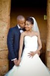 Blushing Makoti Mankoana and Nzuzo White Wedding 15