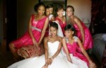 Blushing Makoti Mankoana and Nzuzo White Wedding 27