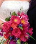 Blushing Makoti Bouquet 22