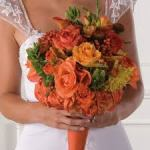 Blushing Makoti Bouquet 26