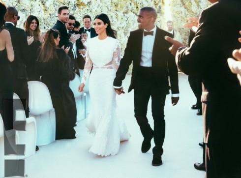 Kimye Wedding 2