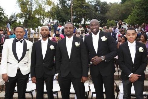 Muvhango Thandaza and Ranthumeng Wedding 1