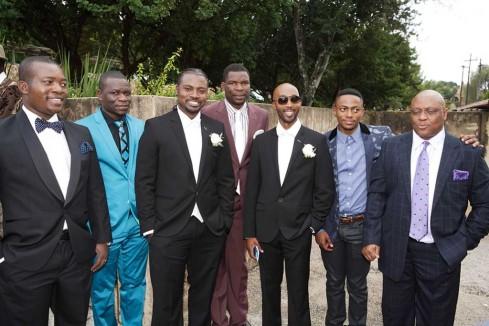 Muvhango Thandaza and Ranthumeng Wedding 14
