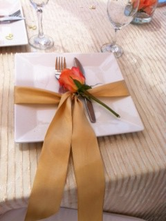 BM Gold Wedding Theme Decor 1