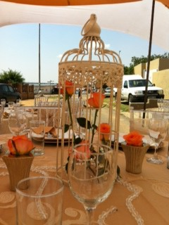 BM Gold Theme Wedding Decor 2