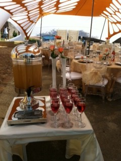 BM Gold Theme Wedding Decor 4